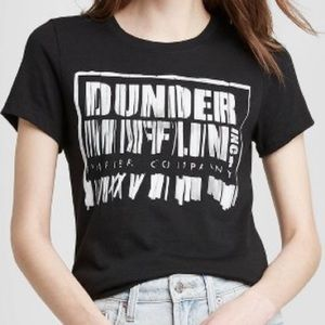 The Office Dunder Mifflin Shredder Graphic Tee Sm